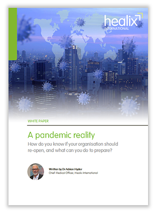A pandemic reality whitepaper