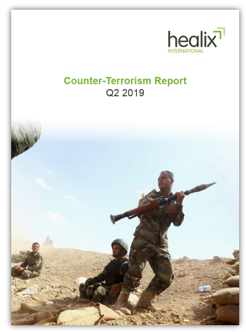 Counter Terrorism Q2 19