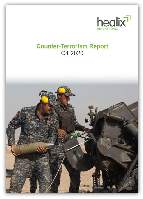 Counter terrorism Q1 2020