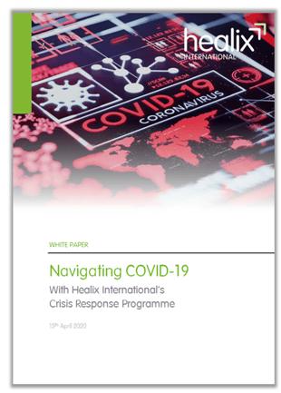 Navigating coronavirus whitepaper