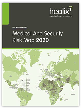 Risk Map Cover 2020