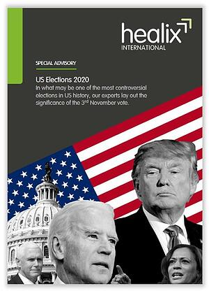 US Elections Special Advisory